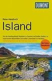 DuMont Reise-Handbuch Reiseführer Island: mit Extra-Reisekarte - Sabine Barth