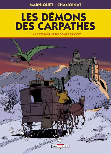 Les démons des Carpathes, Tome 1 : Testament Brasov