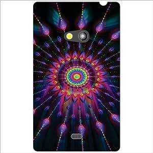 Nokia Lumia 625 Back Cover - Merry Designer Cases