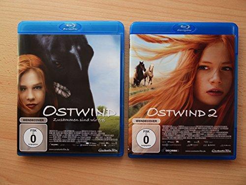 Ostwind 1+2 im Set - Deutsche Originalware [2 Blu-rays] (Schöne Vögel-dvd-set)