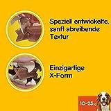 Pedigree Denta Stix Hunde-Zahn-Snack mittelgroße Hunde (10-25kg), Zahnpflege-Snack mit Huhn und Rind, 1 Packung je 56 Stück (1 x 1.44 kg) - 5