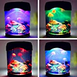 Alcoa Prime Fashion LED Jellyfish Tank S...
