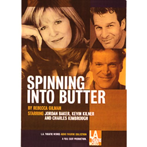 Spinning into Butter  Audiolibri