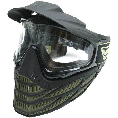 JT Paintball Maske Flex 8 Thermal, Olive (Jt Paintball Maske)
