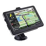 Housesczar 7 inch HD Car Truck GPS Navigator 800MHZ FM/8GB/DDR Maps