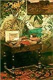 Posterlounge Acrylglasbild 120 x 180 cm: Atelierinterieur von Claude Monet/akg-Images - Wandbild, Acryl Glasbild, Druck auf Acryl Glas Bild