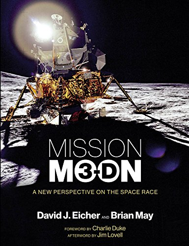 Mission Moon 3-D: A New Perspective on the Space Race (Mit Press) por David J. Eicher