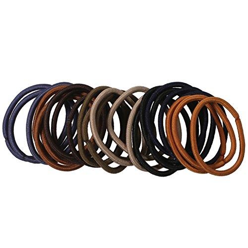 lot-de-24-elastiques-en-lycra-multicolore-accessoire-cheveux-coiffure