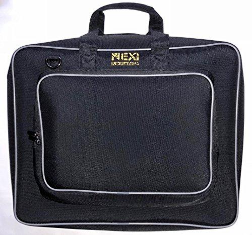 NEXI Industries Urban Soft Case für 8-Slot Pedal Board (NXI-SCS08-01)