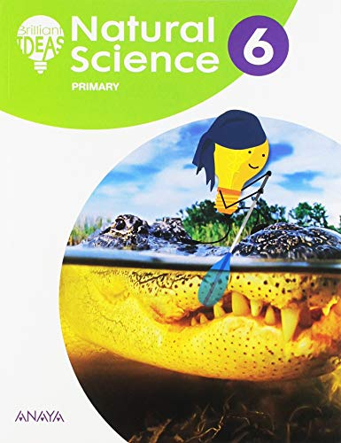 Natural Science 6. Pupil's Book (BRILLIANT IDEAS)