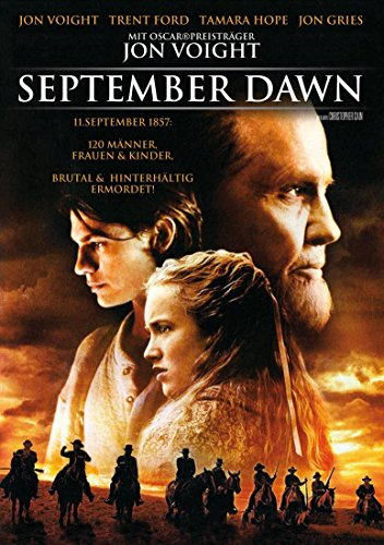 September Dawn Cover