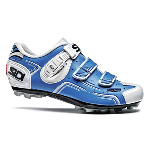 Chaussures VTT BUVEL Cyclisme Sidi bleu