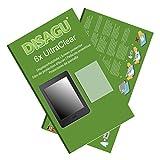 Amazon Kindle Paperwhite 3G Displayschutzfolie - 6x Ultra Clear Schutzfolie