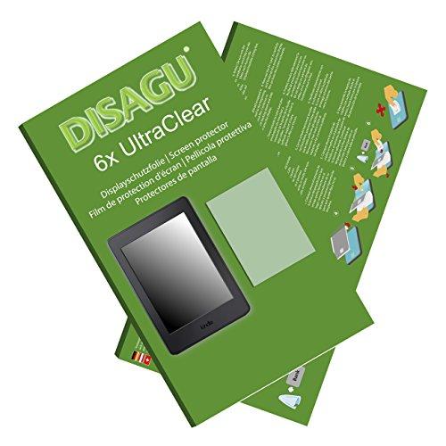 Amazon Kindle Paperwhite 2 Film de protection d'écran - 6x Ultra Clear pour Amazon Kindle Paperwhite 2