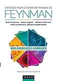 Image de Exercices pour le cours de physique de Feynman : 900 exercices corrig