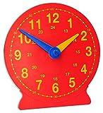 Betzold 2619 Demonstrationsuhr Magnetische Lern-Uhr für die Schule, 41 cm