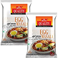 Quality Spices Egg Masala Powder 100 Grams (Pack of 2)