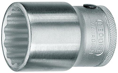 'Gedore Clé à douille 3/4, profil UD 22 mm – D 32 22