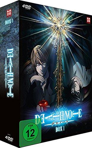 Death Note Box - Vol. 1 [4 DVDs]