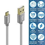 iVoltaa Data & Charging Micro USB Cable ...