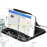 Handyhalterung Auto Kfz Universal Rutschfest Handyhalter für iPhone Samsung und andere Smartphone oder GPS-Gerät(bis zu 7 Zoll Handy)