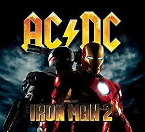 Iron Man 2 (Deluxe Edition CD & DVD)
