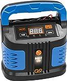 Chargeur Automatique, Contrôleur de Batterie, Chargeur, Booster de Tension de Charge, Système de démarrage Rapide Guede