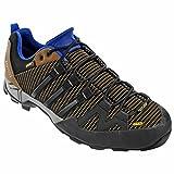 Adidas Outdoor-Terrex Scope Gtx? Erde / schwarz / EQT Blau Sneaker 7 D (m)