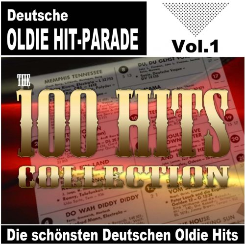 Deutsche Oldie Hit-Parade - Di...
