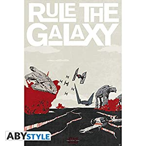 ABYstyle Abysse Corp_ABYDCO470 Star Wars - Póster de Star Wars (91,5 x 61)
