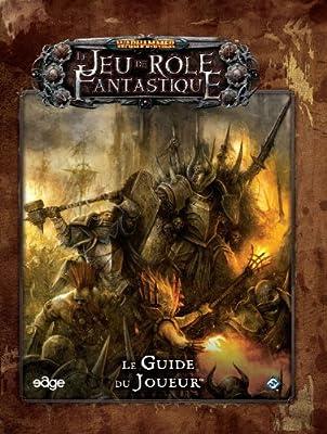 Edge - UBIWF01 - Jeu de Société - Warhammer - Le Guide du Joueur