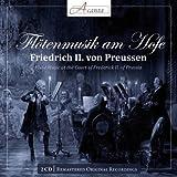 Flötenmusik am Hofe Friedrich II. von Preussen