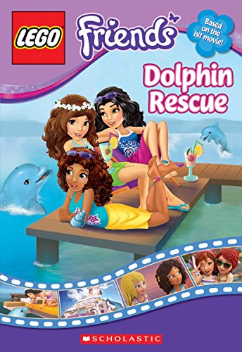 Dolphin Rescue (Lego Friends)