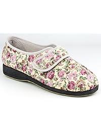 Loud Look Zapatillas de estar Por casa de Piel Sintética Para Mujer Rosa Rosa e8KsxPaScW
