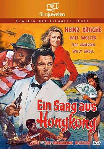 Bild von Ein Sarg aus Hongkong - Director's Cut (Neuabtastung der Langfassung + DE/EN-Ton + Bonus) - Filmjuwelen [DVD]