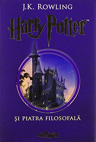 Harry Potter Si Piatra Filosofala (Romanian) por J. K Rowling
