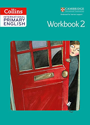 Collins International Primary English – Cambridge Primary English Workbook 2