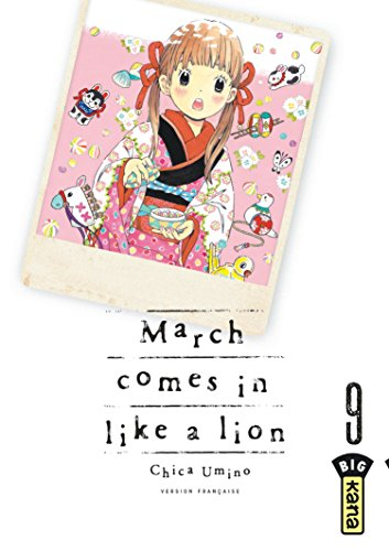 March comes in like a lion Edition simple Tome 9