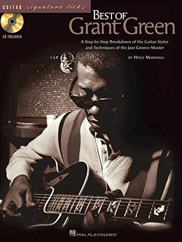 Best of grant green guitare+enregistrements online (Guitar Signature Licks)