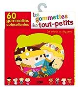 Les Gommettes des Tout-Petits : les Enfants Se Deguisent - De 18 mois à 3 ans