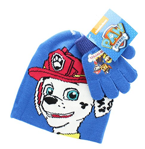 paw-patrol-marshall-winter-hat-and-gloves-set-3-blue