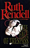 The Face Of Trespass by Ruth Rendell front cover