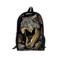 Showudesigns Cute Printing Animal Children School Backpack with Bottle Pocket