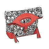 Blutsgeschwister Orient Express Tea Time Bag Handtasche 27 cm mademoiselle noir