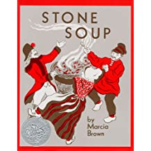 Stone Soup: An Old Tale (Aladdin Picture Books) (English Edition)