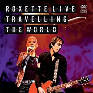 Live - Travelling The World [CD+DVD]