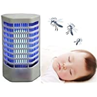 K Kudos Enterprise Electronic Mosquito and Insect Killer Cum Night Lamp (Multi) (1 Pc)