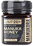 Manukora UMF 20+ Miele Manuka 250g