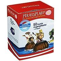 PIRATOPLAST Girl Augenpflaster extra gr.57x80 mm 50 St Pflaster preisvergleich bei billige-tabletten.eu