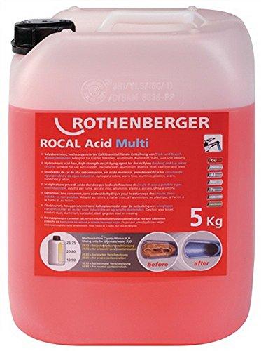 ROTHENBERGER ROCAL - DESINCRUSTANTE ROCAL ACID-MULTI( 5KG)